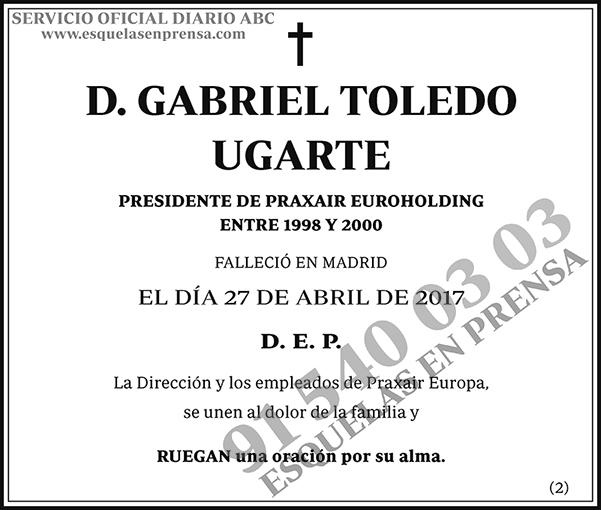 Gabriel Toledo Ugarte